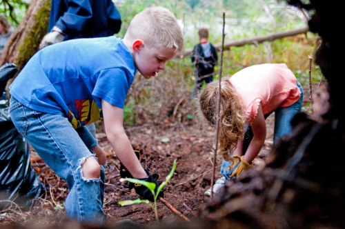 Celebrate MLK Day with service projects for kids and students
