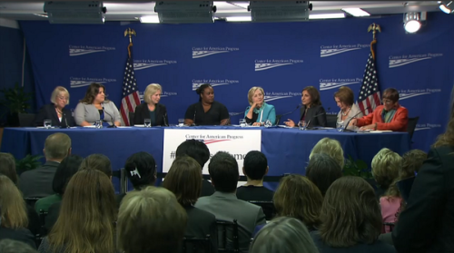 AlphaBEST at Center for American Progress for Progress for Women